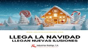 Felicitacion navideña Industrias Rodrigo