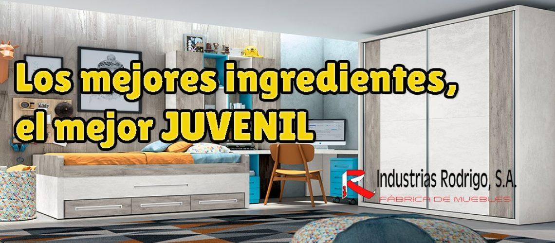 Dormitorio Juvenil de calidad al mejor precio industrias rodrigo fabrica de muebles
