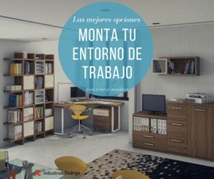 Muebles de Oficina Teletrabajo